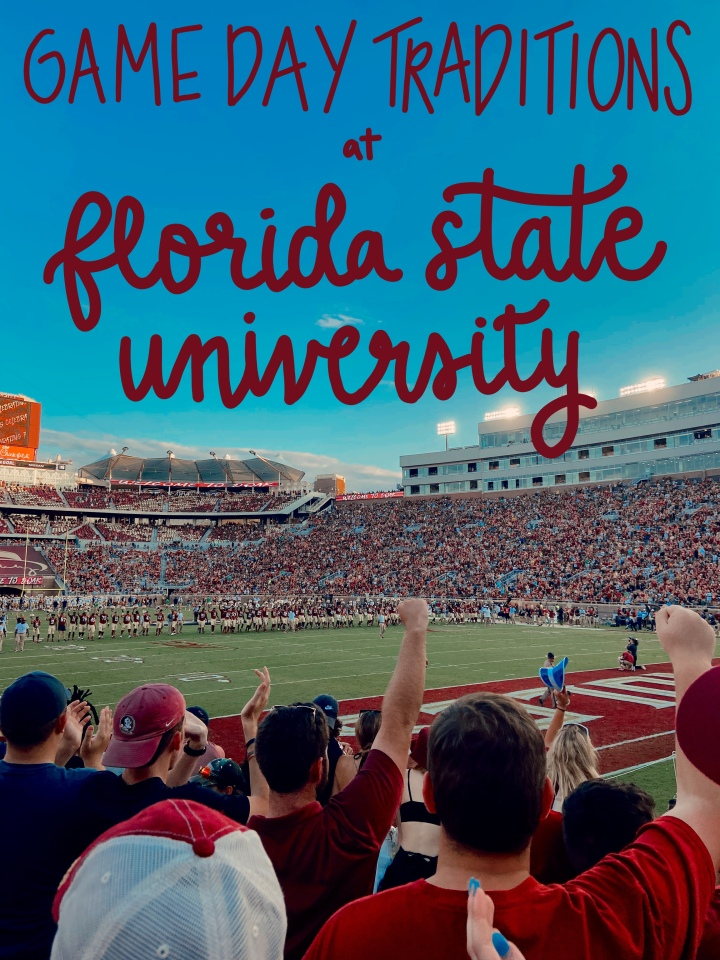 5 Game Day Traditions at Florida StateUniversity